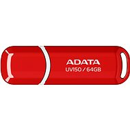 ADATA UV150 64GB red - USB Flash Drive