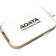 ADATA UE710 128GB bílá - Flash disk
