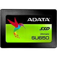ADATA Ultimate SU650 SSD 120GB - SSD disk