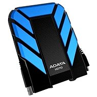 """ADATA HD710 HDD 2.5"""" 1TB modrý - Externí disk"""