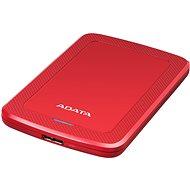 ADATA HV300 externí HDD 1TB 2.5'' USB 3.1, červený - Externí disk