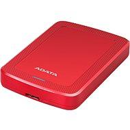 ADATA HV300 externí HDD 4TB 2.5'' USB 3.1, červený