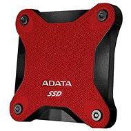 ADATA SD600 SSD 256GB červený - Externí disk