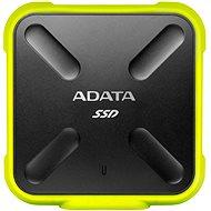 ADATA SD700 SSD 256GB žlutý - Externí disk