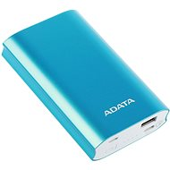 ADATA A10050QC Power Bank 10050mAh modrá - Powerbanka