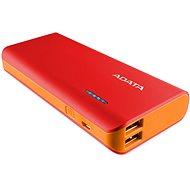 ADATA PT100 Power Bank 10000mAh červeno-oranžová - Powerbanka