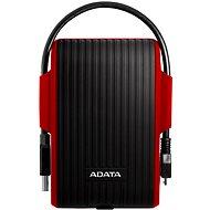 """ADATA HD725 HDD 2.5"""" 2TB červený"""