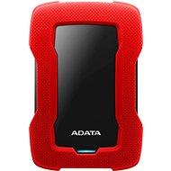 """ADATA HD330 HDD 2.5"""" 4TB červený - Externí disk"""
