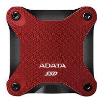 ADATA SD600Q SSD 480GB červený - Externí disk