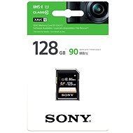 Sony SDXC 128GB Class 10 UHS-I - Paměťová karta