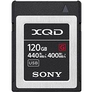 Sony XQD 120GB - Paměťová karta
