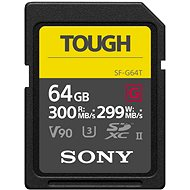 Sony SDXC 64GB Tough Professional - Paměťová karta
