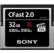 SONY G SERIES CFAST 2.0 32GB - Paměťová karta