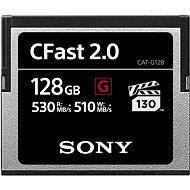 SONY G SERIES CFAST 2.0 128GB - Paměťová karta