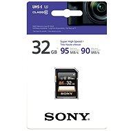Sony SDHC 32GB Class 10 Pro - Paměťová karta