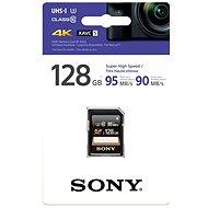 Sony SDXC 128GB Class 10 Pro - Paměťová karta