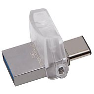Kingston DataTraveler MicroDuo 3C 128GB - Flash disk
