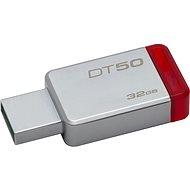 Kingston DataTraveler 50 32GB - Flash disk