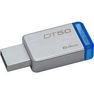 Kingston DataTraveler 50 64GB - Flash disk