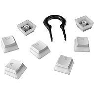 HyperX Pudding Keycaps Full Key Set, white - Příslušenství