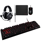 HyperX Gaming set
