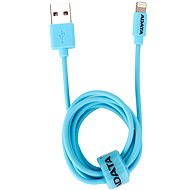 ADATA Lightning MFi 1m Blue - Datový kabel