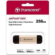 Transcend Speed Drive JF930C 256GB - Flash disk