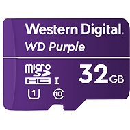 WD Purple QD101 SDHC 32GB