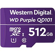 WD Purple QD101 SDXC 512GB