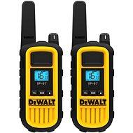 DeWALT DXPMR800 - Vysílačka