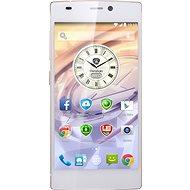 Prestigio Grace bílý - Mobilní telefon