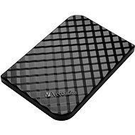 VERBATIM Store ´n´ Go Portable SSD USB 3.2 GEN1 256GB černý - Externí disk