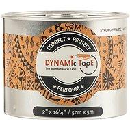 DynamicTape Beige Black 5cm - Tejp
