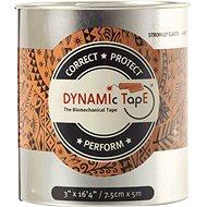 DynamicTape Beige Black 7,5cm - Tejp