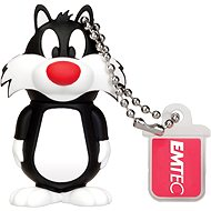 EMTEC Animals Sylvester 8GB - Flash disk