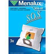 Menalux SOS-ST - Sáčky do vysavače