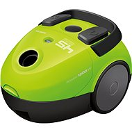 Sencor SVC 45GR-EUE2 zelený - Sáčkový vysavač