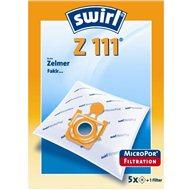 SWIRL Z111/5 MicroPor - Sáčky do vysavače