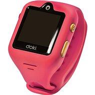 dokiWatch Dazzle Pink - Dětské hodinky