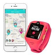 dokiWatch S Dazzle Pink - Dětské hodinky