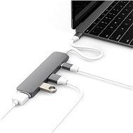 Hyper USB-C hub s 4K HDMI šedý - USB Hub