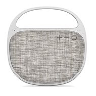 MiPow Boomax M1 Bluetooth Speaker - Flaxen Grey - Bluetooth reproduktor