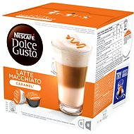 Nescafé Dolce Gusto Latte Macchiato Caramel 16ks - Kávové kapsle