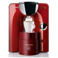 BOSCH TASSIMO TAS5543EE červené  - Kávovar na kapsle