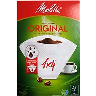 Melitta filtry Original 1x4/40 - Filtr na kávu
