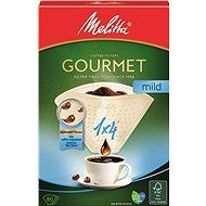 Melitta káva 1x4/80 Gourmet MILD - Filtr