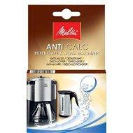 Melitta Anti Calc tablety 4x12g - Odvápňovač