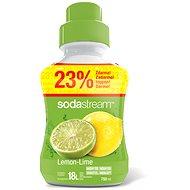 SodaStream Citron limeta - Příchuť