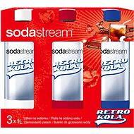 SodaStream TriPack 1l Retro Kola - Náhradní láhev