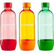 SodaStream TriPack 1l ORANGE/RED/GREEN